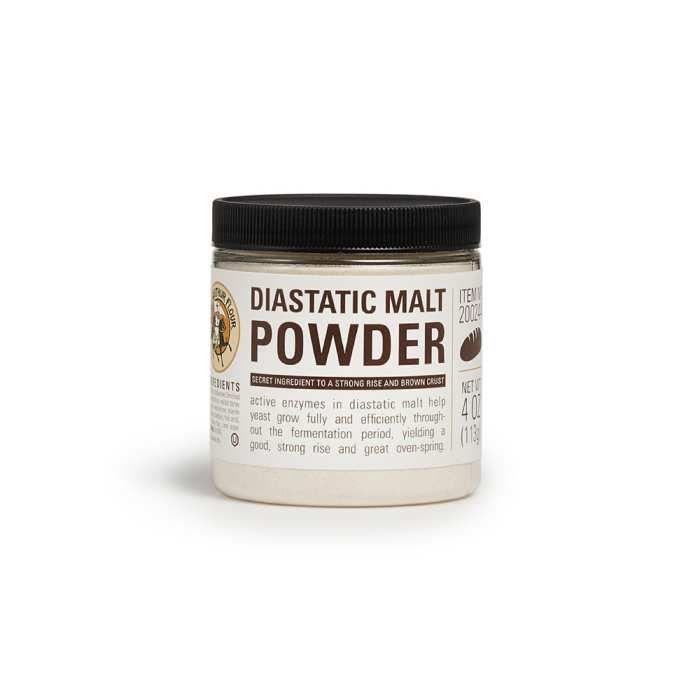 "Diastatic malt powder is the ""secret ingredient"" savvy ..."