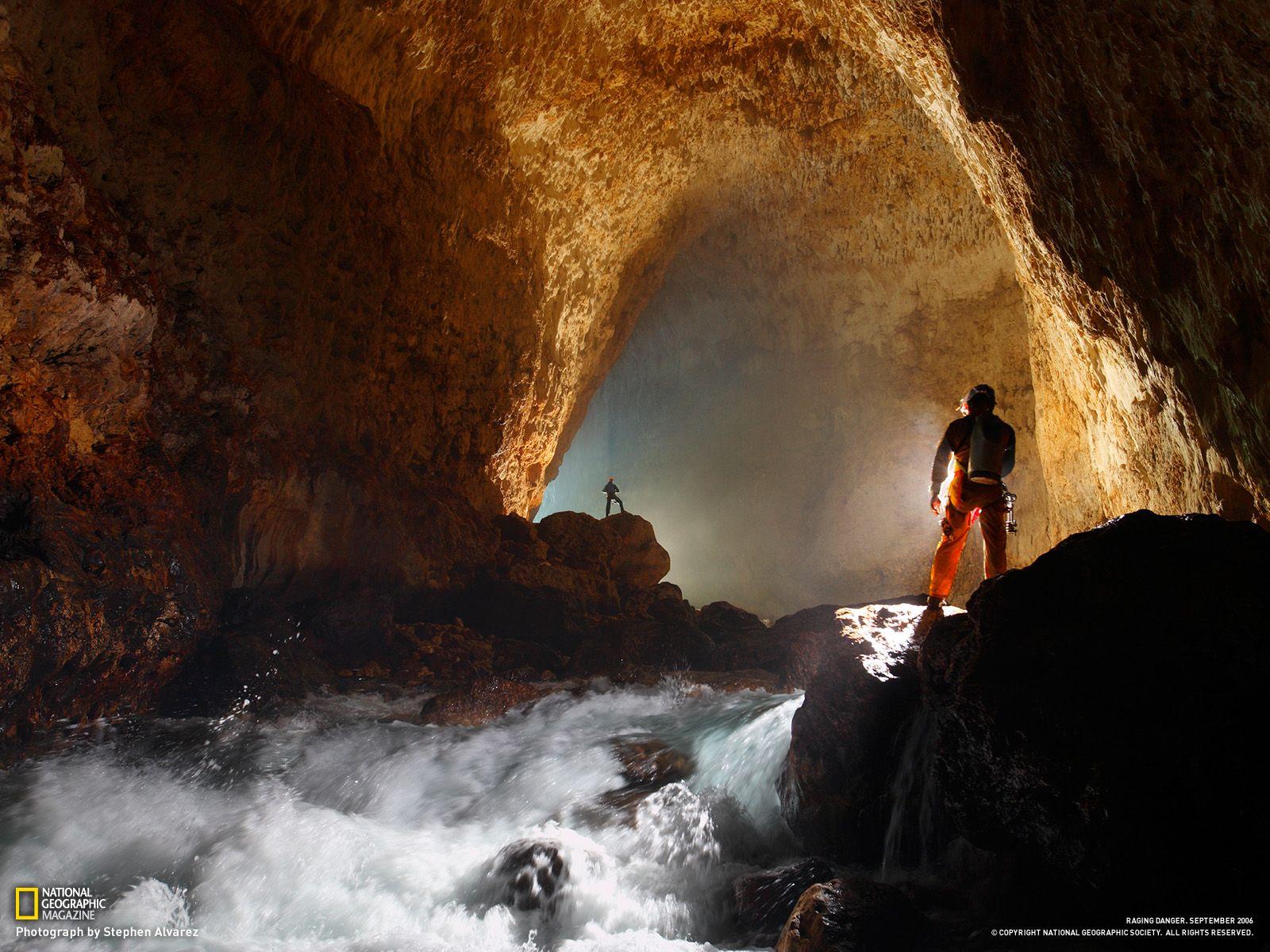 Ora Cave, Papua New Guinea Photograph By Stephen Alvarez