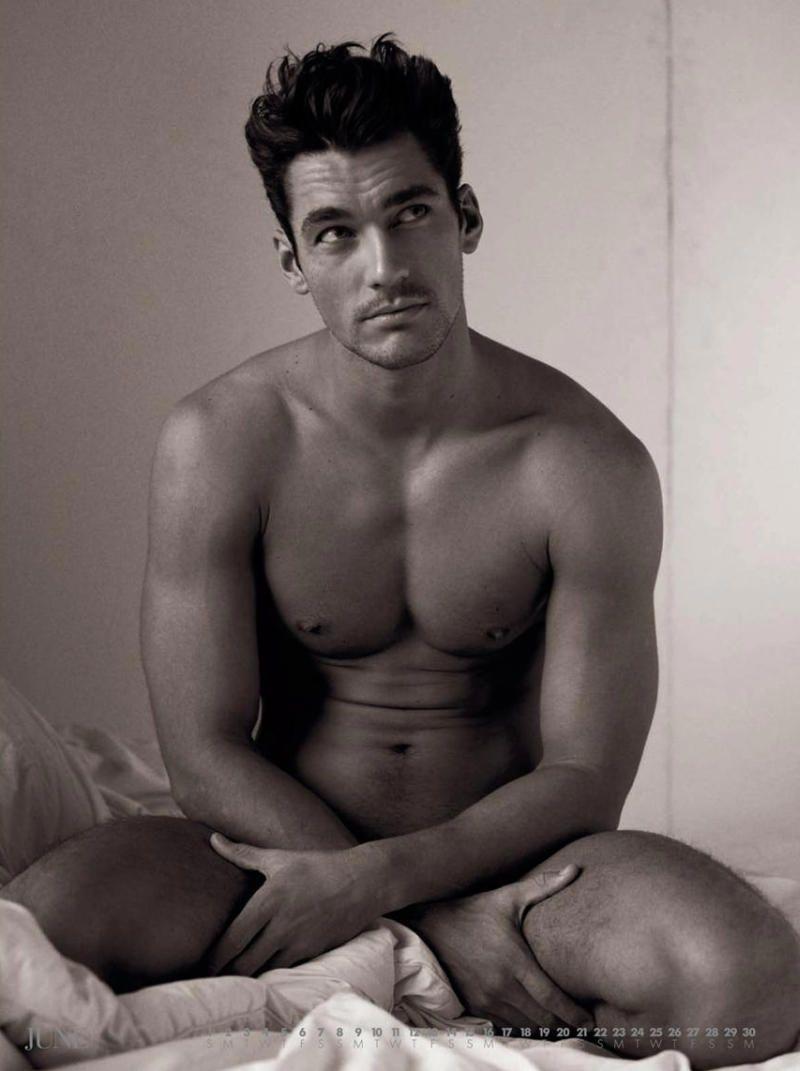 Something model david gandy nude