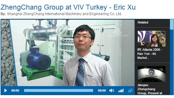 Zhengchang Group At Viv Turkey  Eric Xu ByShanghai Zhengchang