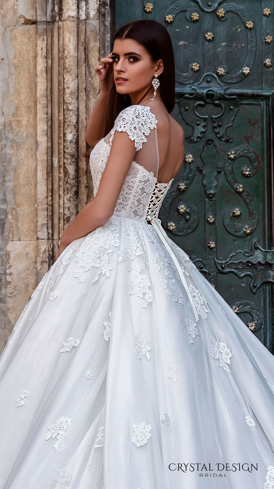 crystal wedding dresses Crystal Design Wedding Dresses