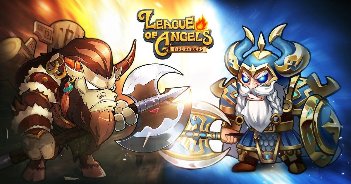 Latest League Of Angels Fire Raiders Hack 2019 Updated Generator For Android And Ios Get Unlimited Free Diamonds And Gold Stamina Soulstones No Survey No