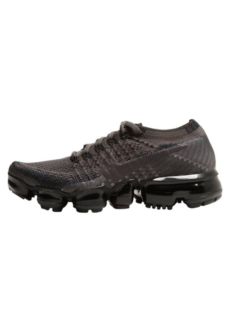 5b6c597eca Nike Performance. AIR VAPORMAX FLYKNIT - Laufschuh Neutral - midnight fog/multi  color/