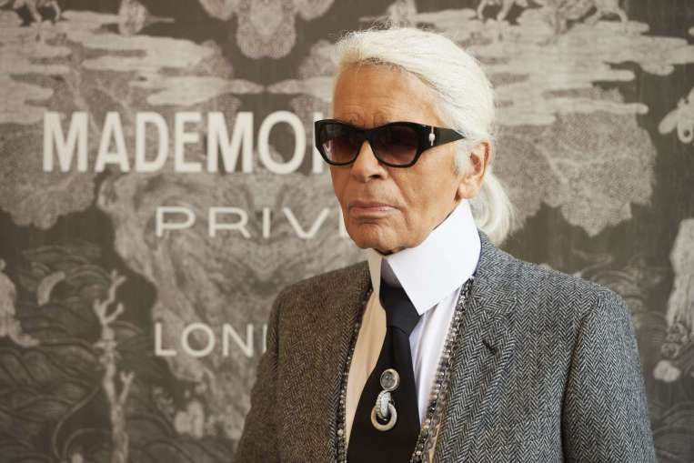 4408f9fc66ae LONDON (AFP) - Chanel s artistic director Karl Lagerfeld reckons founder  Coco Chanel would have hated his work as an exhibition dedicated to the  luxury ...