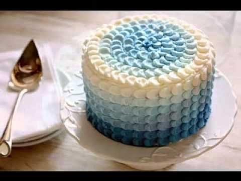 Easy Buttercream Cake Decorating Ideas : buttercream cakes for men DIY Cake decorating ideas for ...