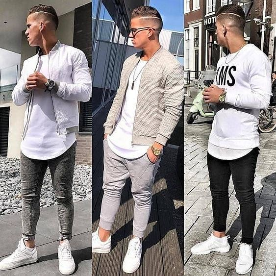 The 3 Greatest Moments in Men Fashion Trends History is part of Mens fashion -