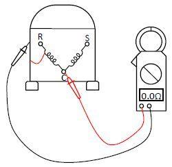 ¿Como saber si un compresor esta bien eléctricamente