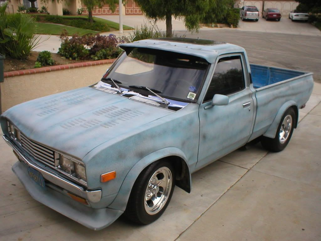 76 datsun pickups for sale the datsun 620 is one of the most beautiful -  Datsun 620