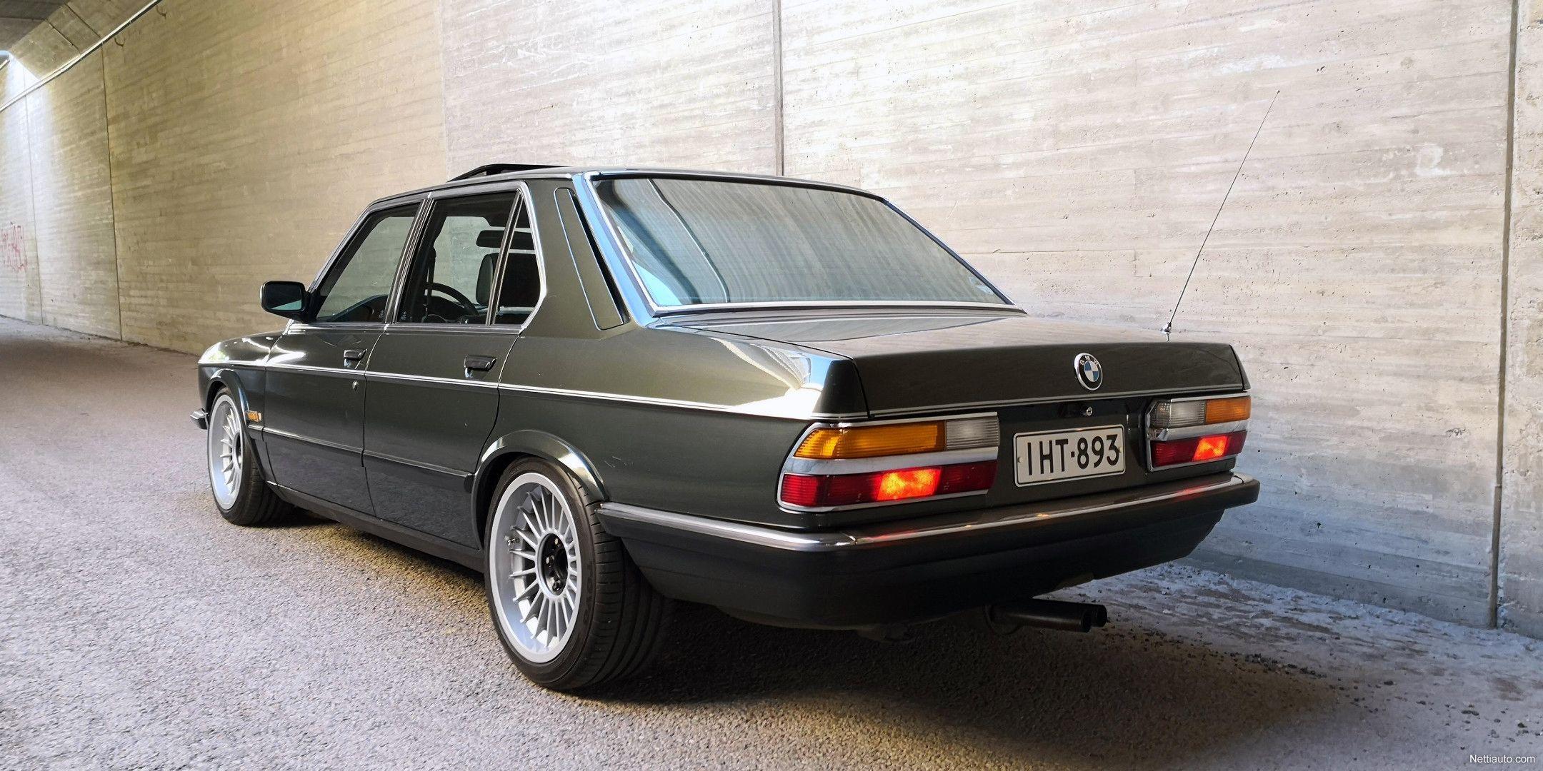 Bmw 528e Photos News Reviews Specs Car Listings Bmw E28 Bmw Bmw E21