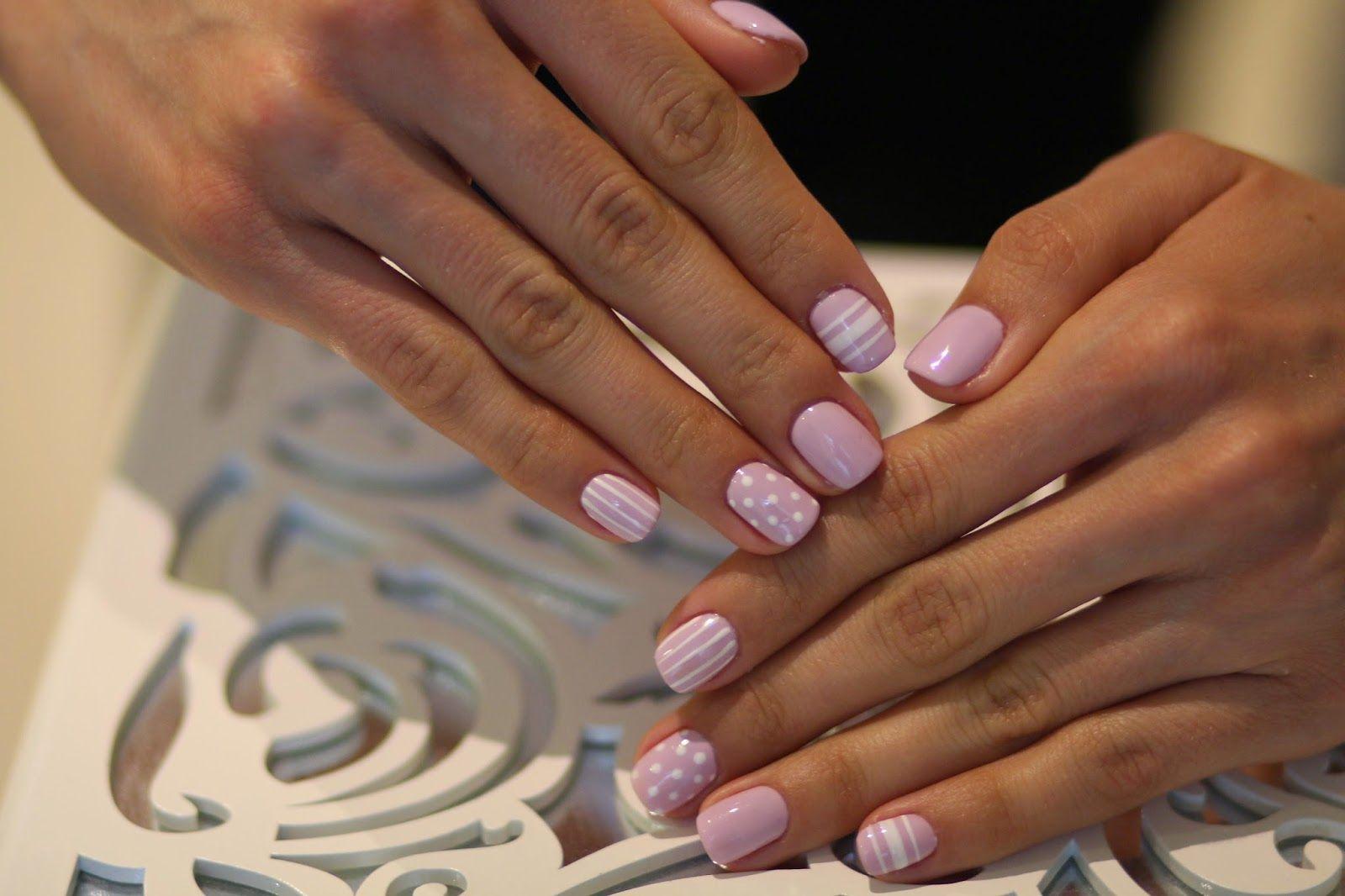 Super Girly Nails Nail Art Studio By Lore Sandra Bendre My