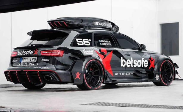 Photo of Gumball Audi RS6 DTM by Jon Olsson