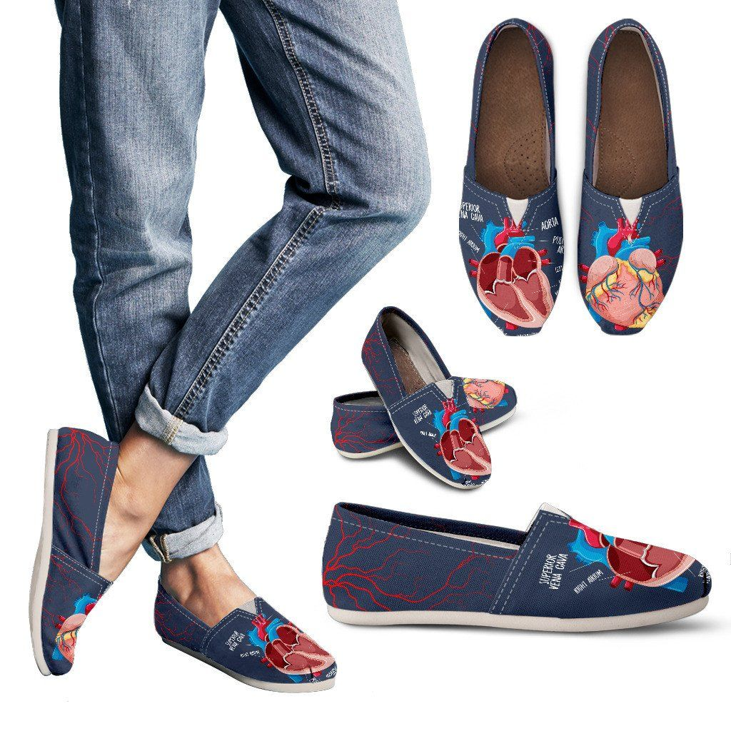 Cardiology Casual Shoes-Clearance