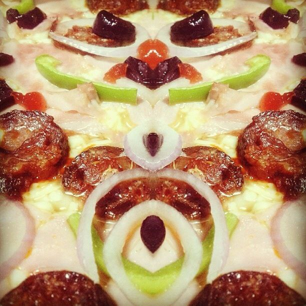 Mexican Pizza is what my school called them, I liked them ... |Lunch Series Pizza
