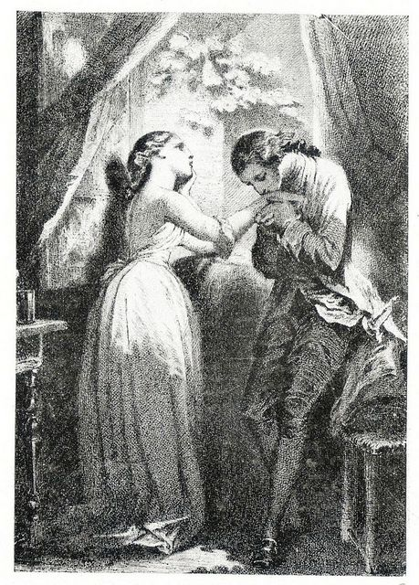 1925 Opera Comique 48 Goethe Werther Goethe Books