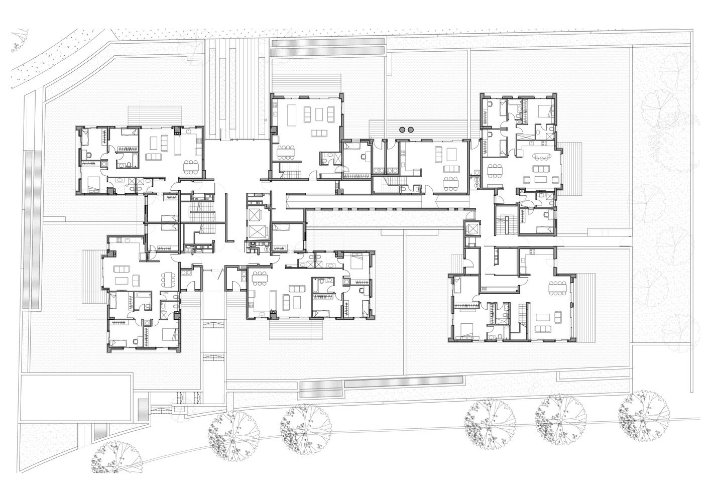 Gallery of 22 Haganim st. Ramat Ha\'sharon / Bar Orian Architects - 19