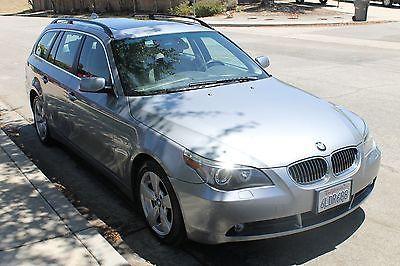 BMW: 5-Series CLEAR 2007 BMW WAGON https://t.co/wdCLkxPmq2 https://t.co/r70htqBqhm