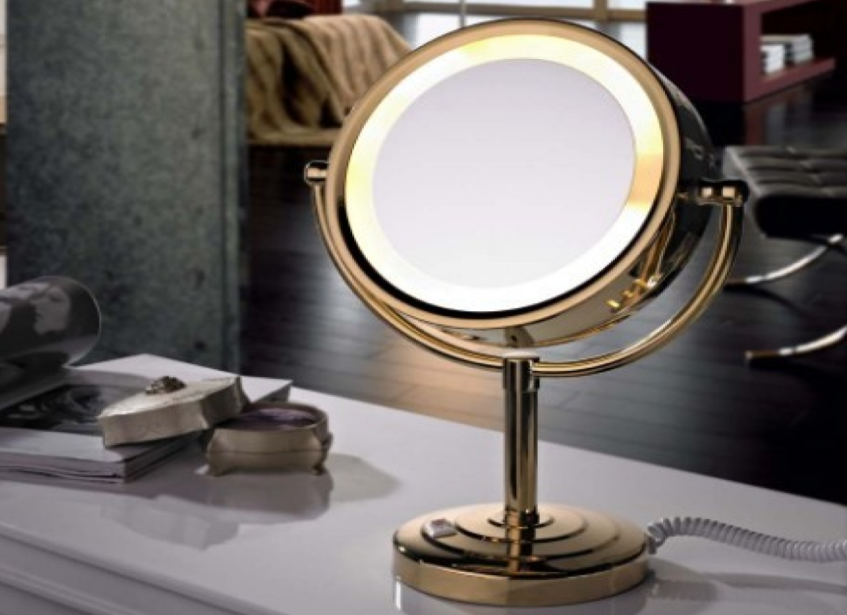 Best Lighted Makeup Mirror Reviews Wall Mounted Lighted Makeup Mirror Cosmetic Mirror With Light Makeup Mirror With Lights Mirror With Lights
