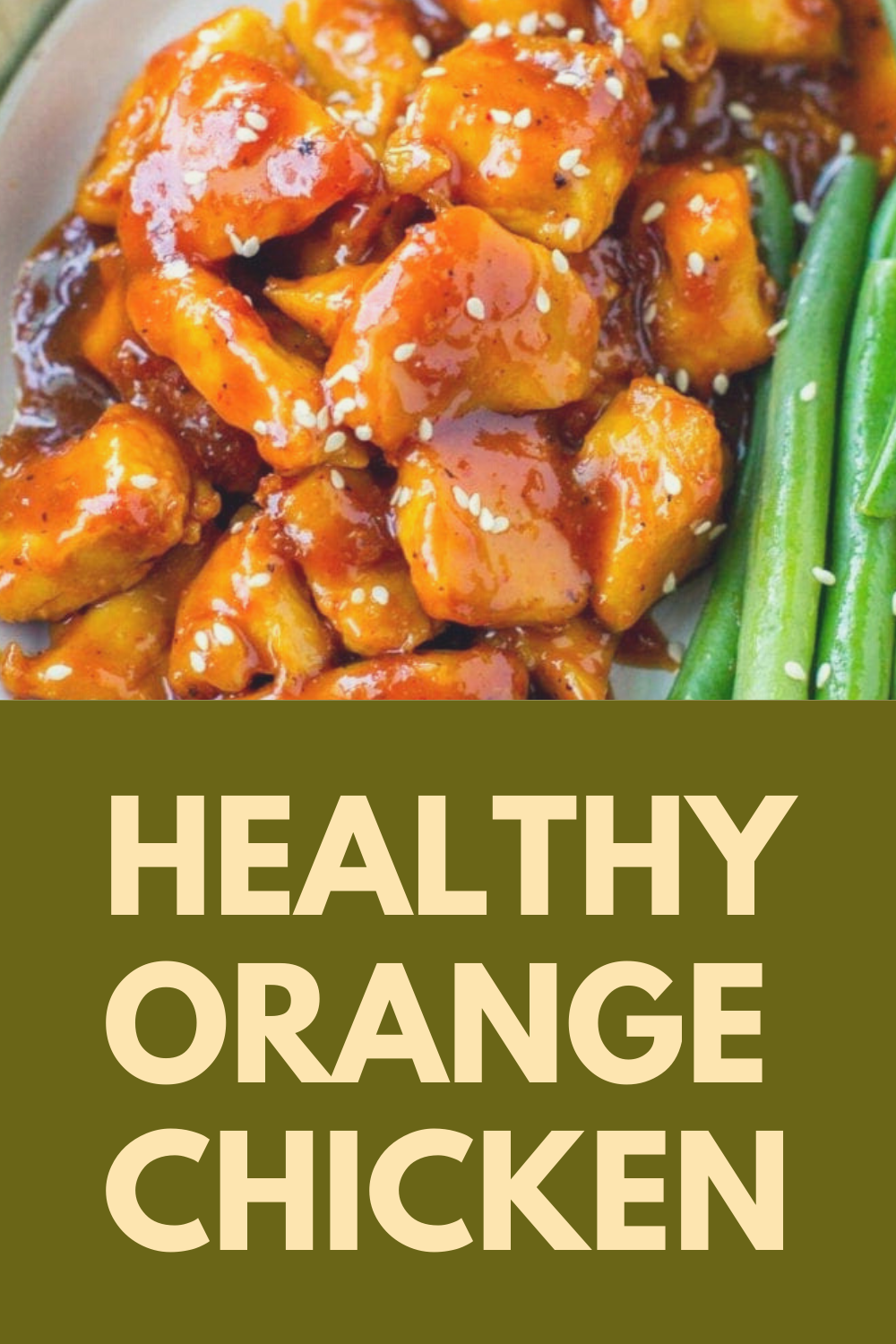 Healthy Orange Chicken Orange Shrimp Mandarin Orange Recipes Orange Chicken With Ora In 2020 Baked Orange Chicken Healthy Orange Chicken Gluten Free Orange Chicken