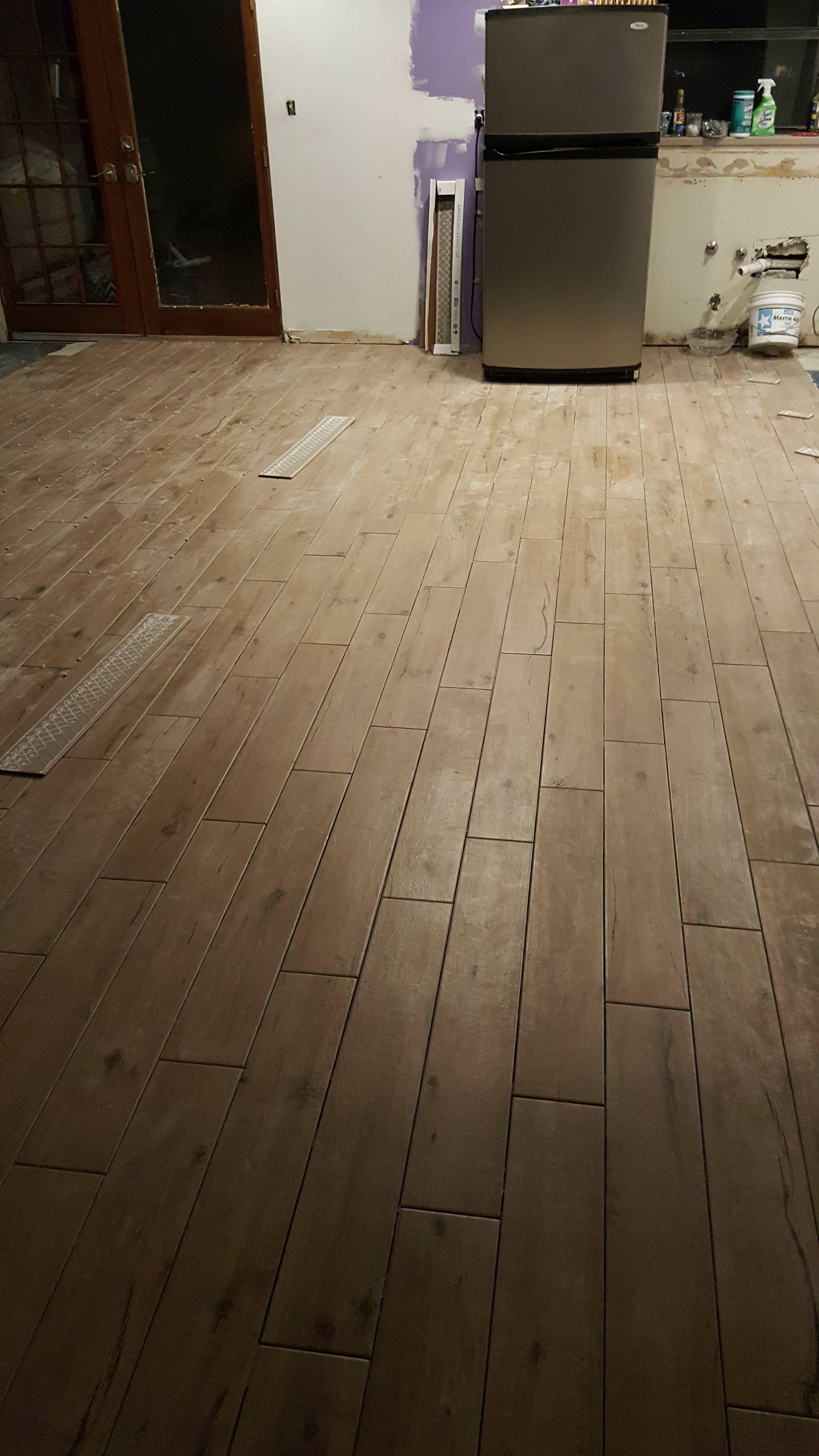 New Floors Flooring Porcelain Wood Tile Lowes Wood