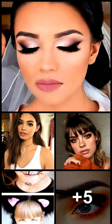 Maquillaje natural maquillaje de oficina según tono de piel maquillaje de oficina  Maquillaje natural maquillaje de oficina según tono de piel maquillaje de...