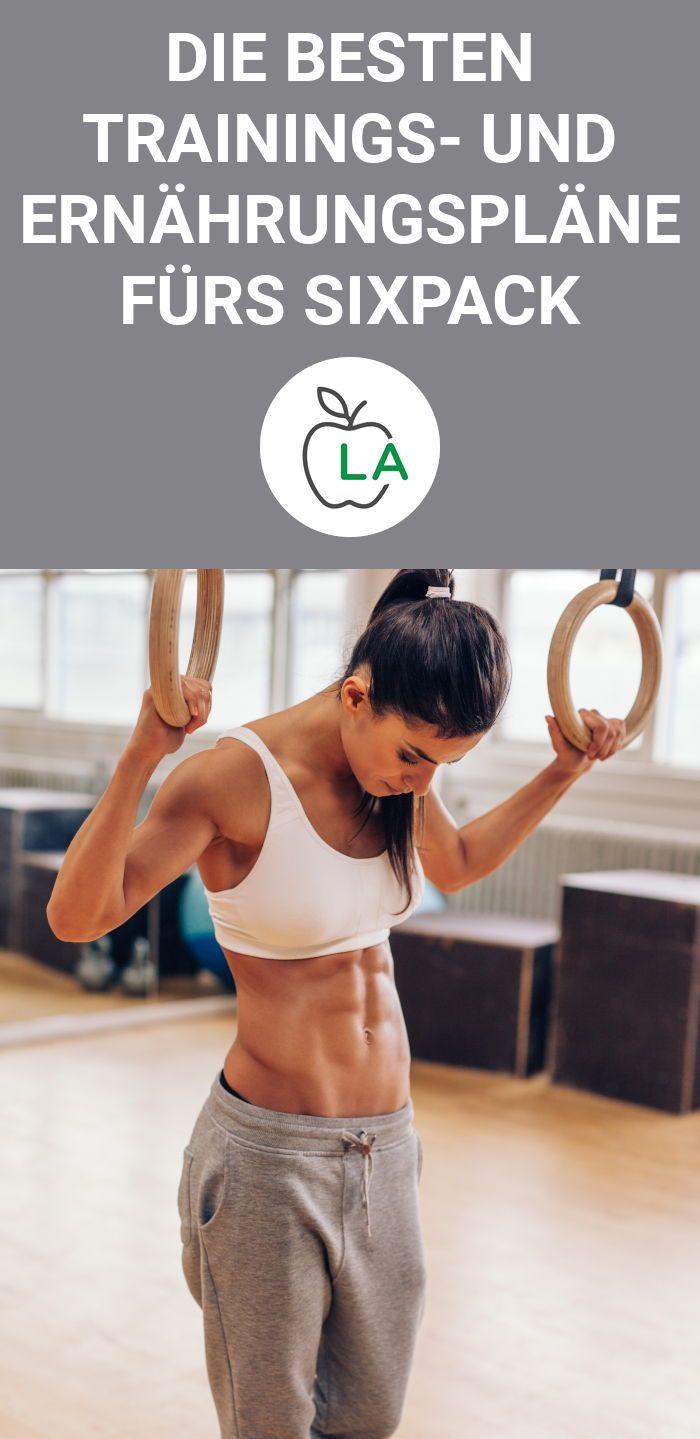 Sixpack Guide für Frauen und Männer - Mit Trainingsplan