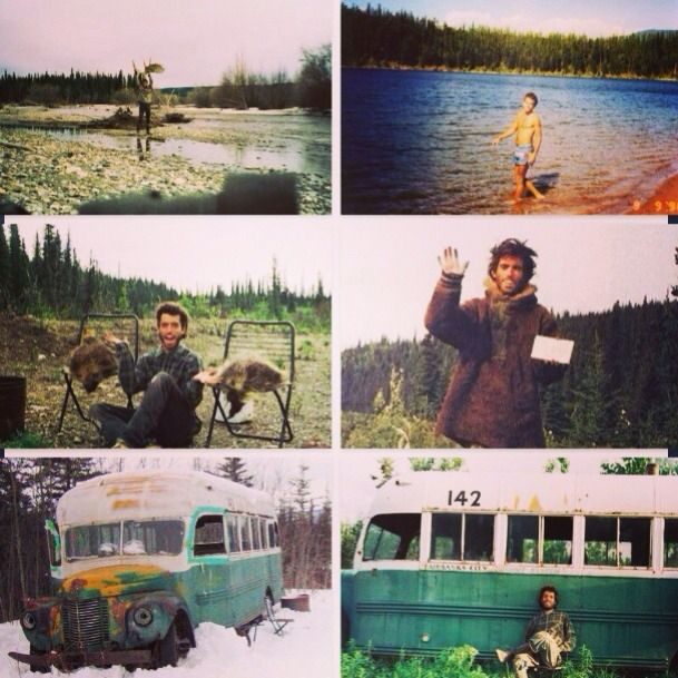 pin christopher mccandless video - photo #11