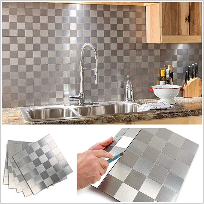 45++ Kitchen tile stickers amazon information