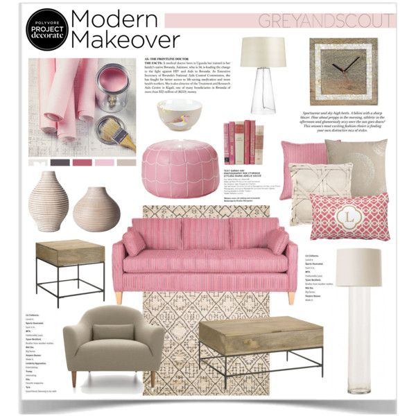 Modern Makeover With Grey and Scout 1 by jpetersen on Polyvore ...