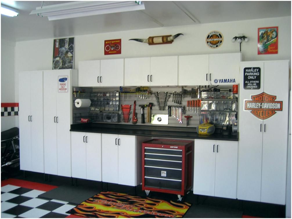 home mechanic garage layout ideas Shop storage ideas