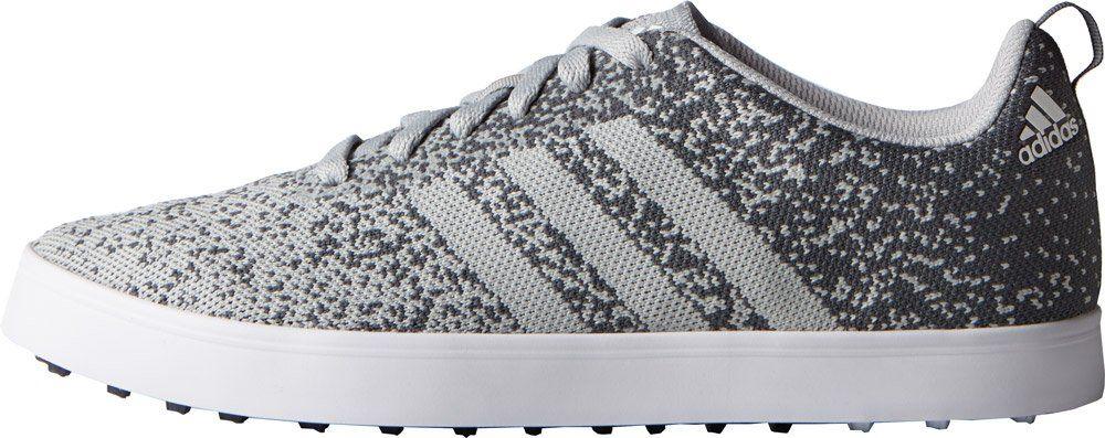 adidas Mens Adicross Primeknit Golf Shoe Clear Onyx Onyx Fatwa White 105