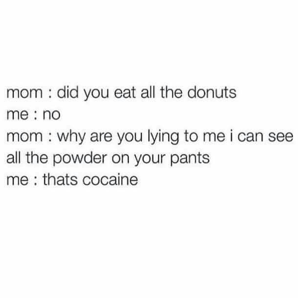 What donuts?