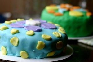 Edible Craft For Kids | Make Fondant WIth Kids | Baking With Kids — Cupcake Kid Cafe