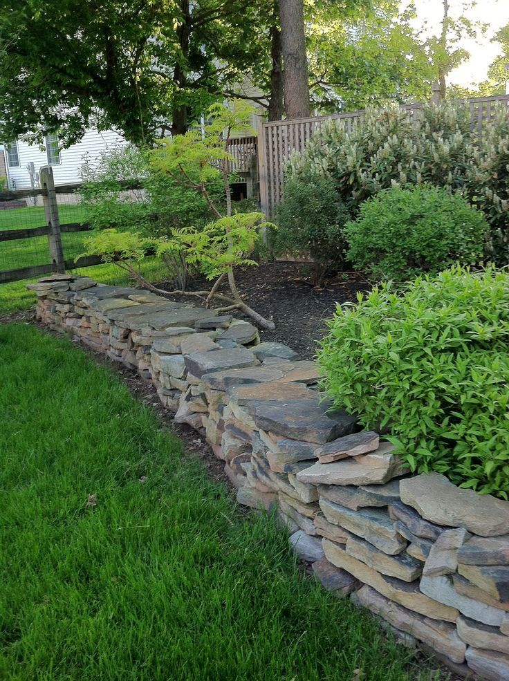 Landscape Border Designs: 10+ Superb Garden Edging Ideas #hoflandschaften
