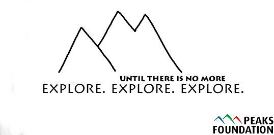 Until there is no more: EXPLORE