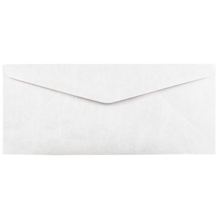 Jam Paper 14 Tyvek Envelopes 5 X 11 1 2 White 25 Pack Products In 2019 Envelope Paper Paper Envelopes