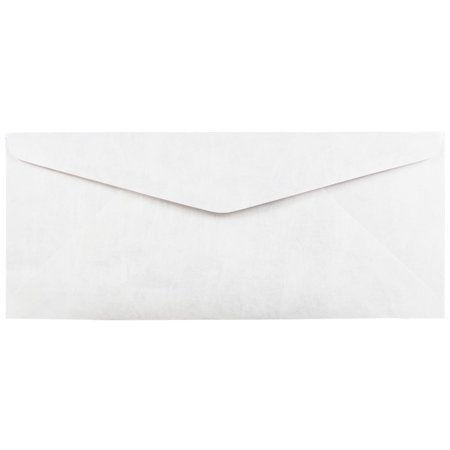 Jam Paper 14 Tyvek Envelopes 5 X 11 1 2 White 25 Pack Products In 2019 Envelope Paper Paper Envelopes