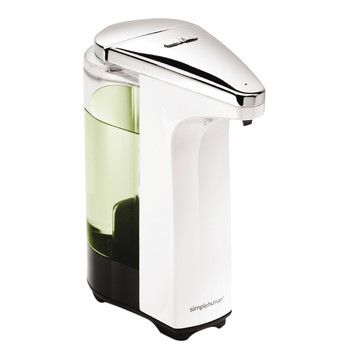 8 Oz Simplehuman Soap Pumps White Plastic Simplehuman