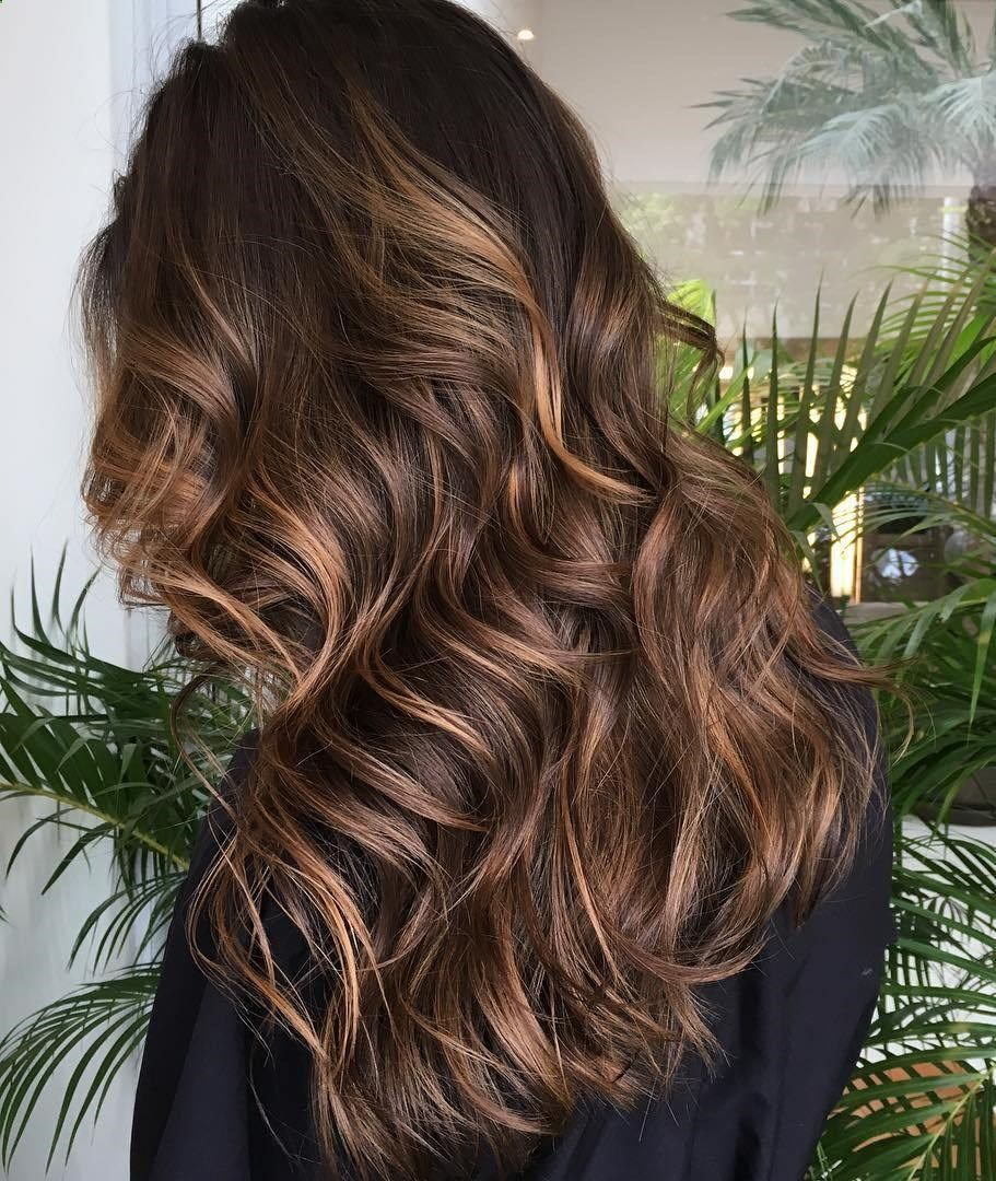 40 Scrumptious Vibrant Hues for Chocolate Brown Hair  Hairsession in 2019  Hair, Chocolate