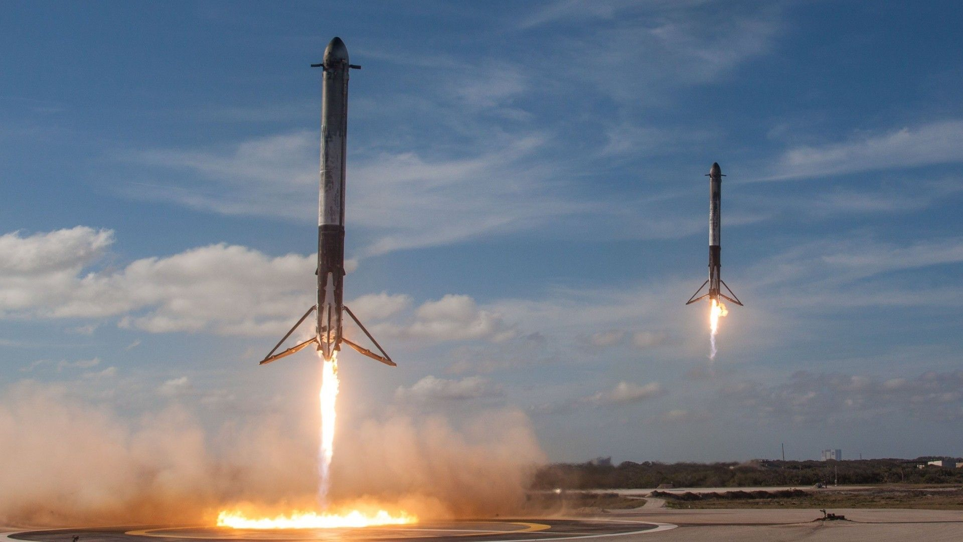 Spacex Wallpapers Hd New Tab Theme Falcon Heavy Spacex Falcon Spacex