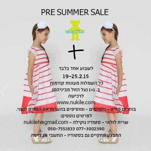 Pre summer sale. https// www.nukile.com
