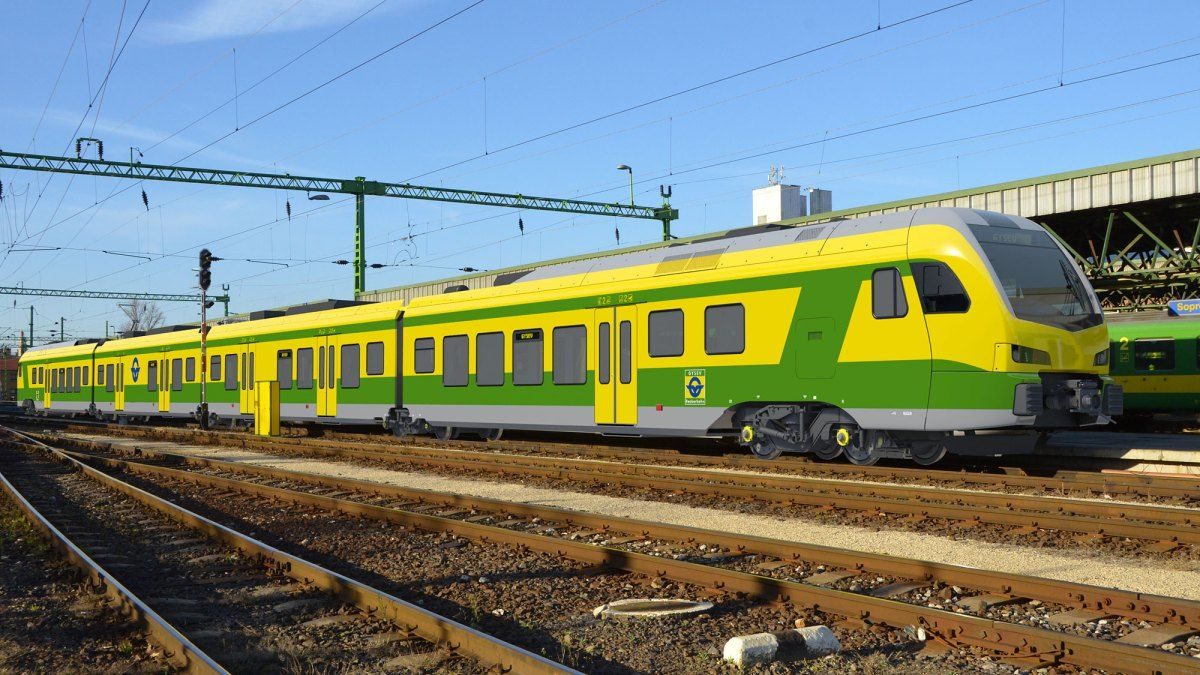 Hungarian regional operator GYSEV and Stadler signed a contract for the delivery…