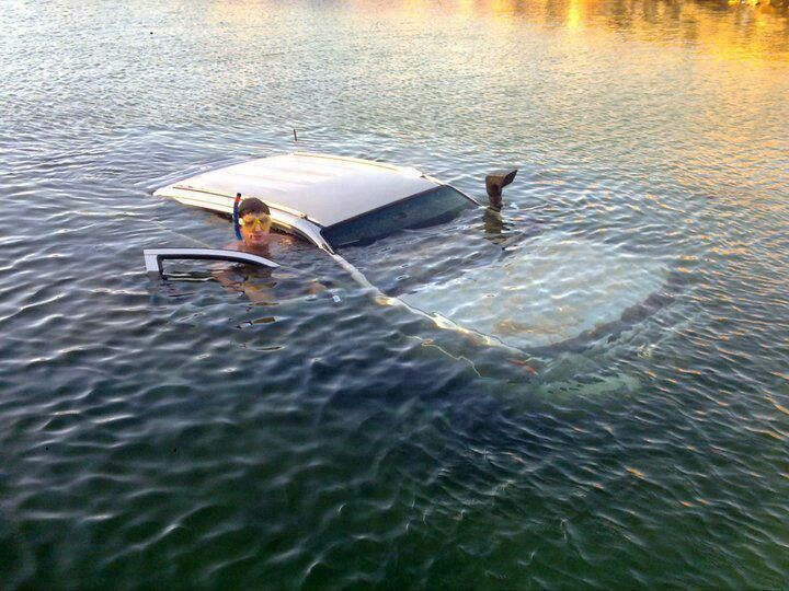 Adding a snorkel to your Jeep does NOT make it a submarine!!