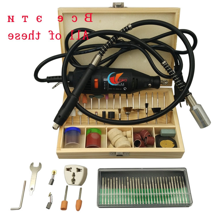 38.66$  Buy now - http://alibup.worldwells.pw/go.php?t=2028646584 - Hardware Variable Speed Rotary Tool,Mini Drill,with 130pcs Accessories Flexible tube shaft & practical gift Free Shipping 38.66$