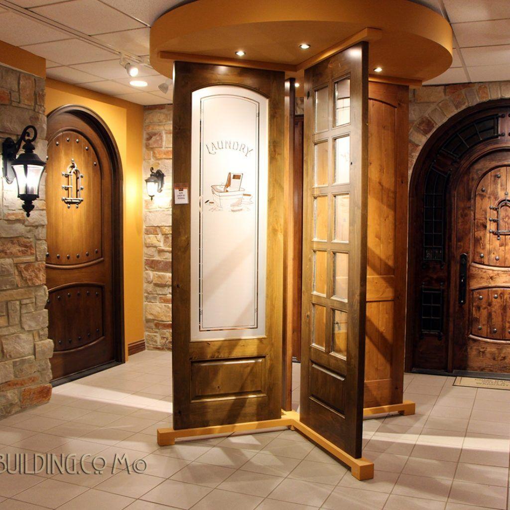 Arch Top Interior Door Showrooms