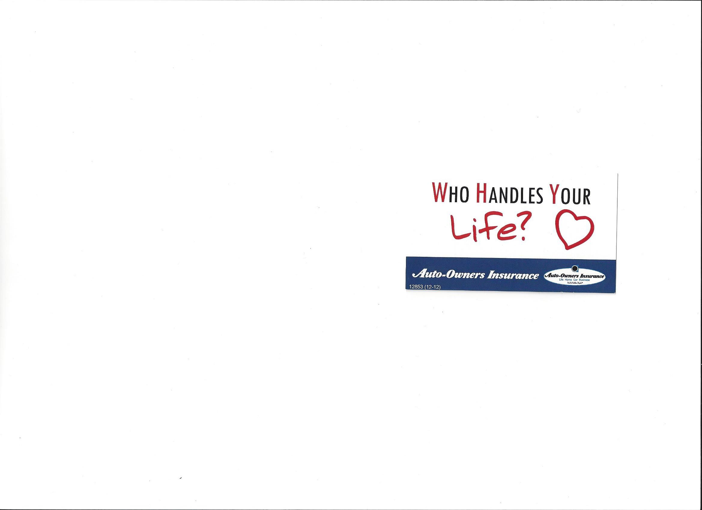 Who Handles Your Life Insurance Needs Life Insurance