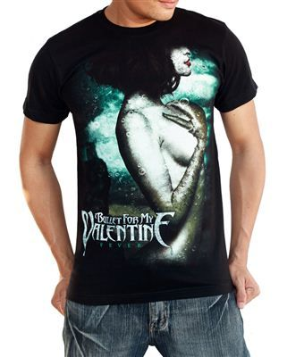 Bullet For My Valentine Fever T Shirt 19 99 This Bullet For My