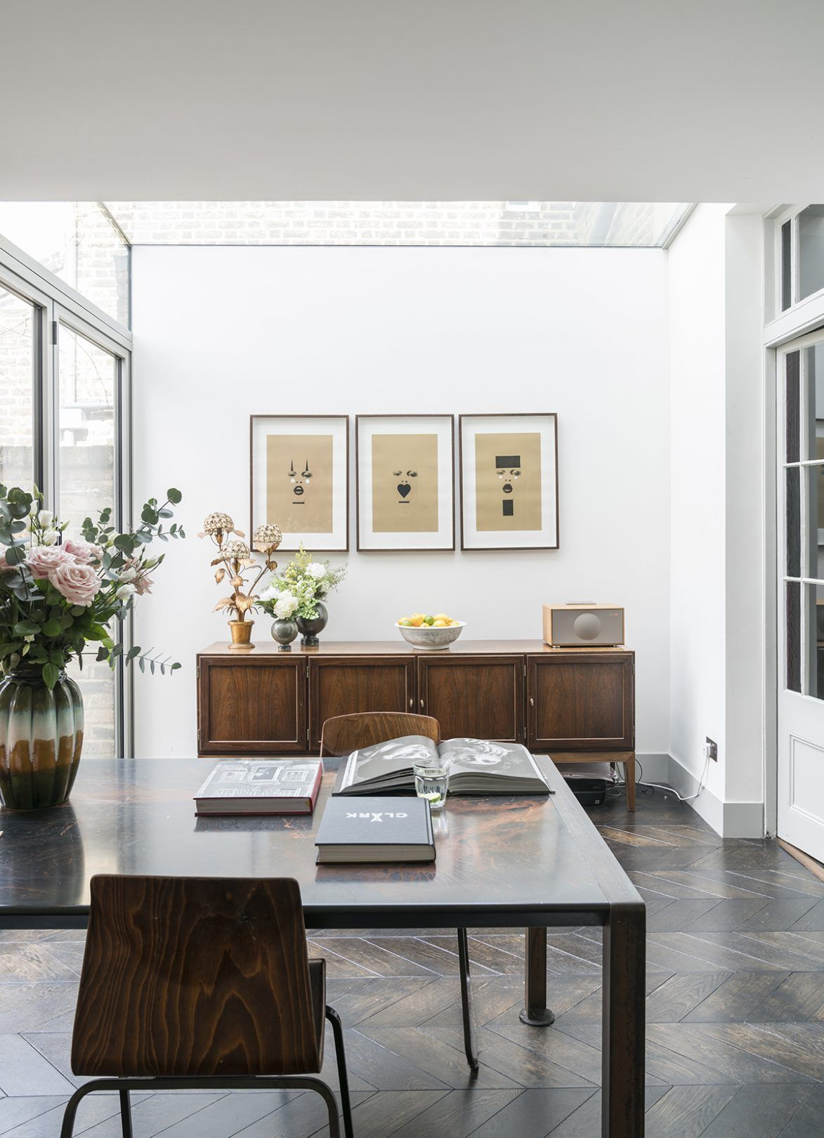 Neutral and sophisticated dining room ideas and inspiration pokój