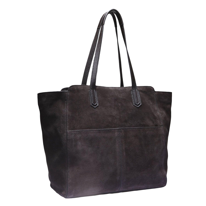Praktická dámská kabelka v oblíbeném Tote střihu. Design v semišové úpravě  se skvěle hodí k 48b8f6cb1bc