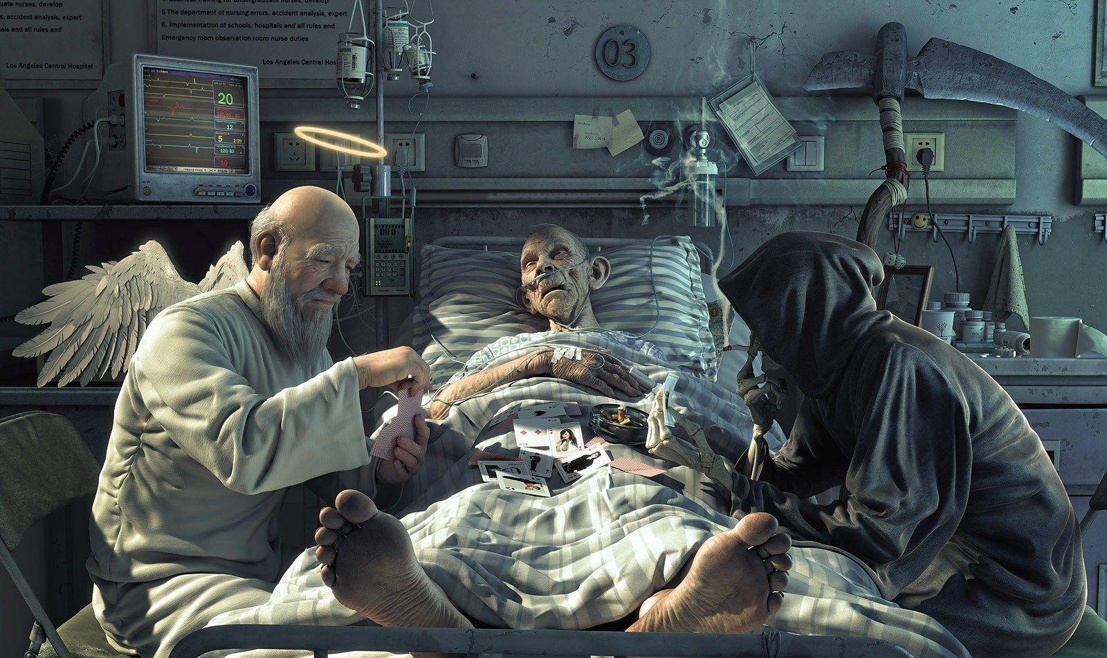 Смерть с жизнью играют в карты игровые автоматы 2000 г