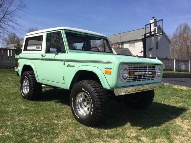 1977 Ford Bronco Ford Bronco Bronco Car Classic Bronco
